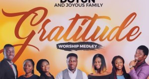 Dotun & Joyous Family