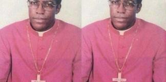 Mgr Jean Marie Benoît Balla Cameroonian Archbishop Commits Suicide