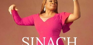Sinach – In Love With You
