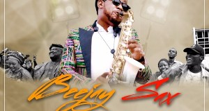Beejay Sax - Mighty God