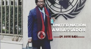 Dr. Sonnie Badu - United Nation Ambassador
