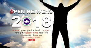 Open Heavens - RCCG