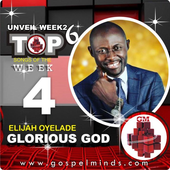 Top 4 - Elijah Oyelade