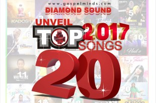 Unveiling 2017 Top 20 songs 1
