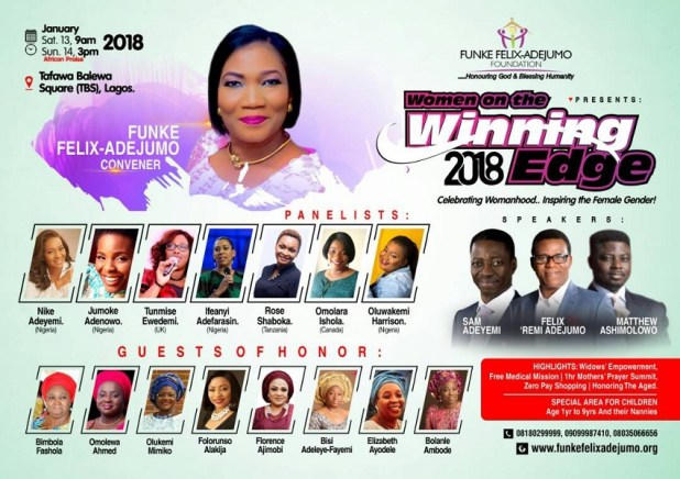 Winning Edge Conference 2018