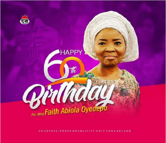 Mrs. Faith Oyedepo