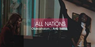 Oluwashalom - All Nations feat. Amy Berna