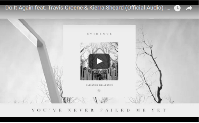 Do It Again - Travis Greene and Kierra Sheard