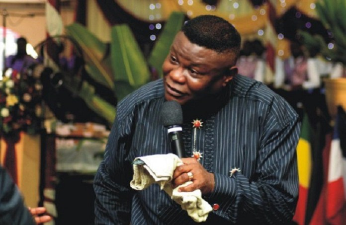 Dr. Mike Okonkwo
