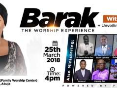 Imara Joyce - BARAK The Worship Experience