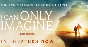 MercyMe unveiled I Can Only Imagine