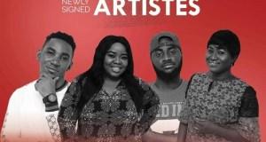 ROX Nation Signed 4 Artistes Okey Sokay, Blessyn, S.M.J and IBK