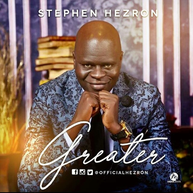 Greater - Stephen Hezron