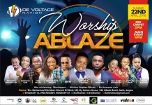 De Voltage Nation Host Worship Ablaze 2018