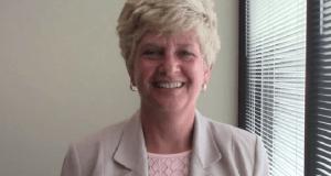 Donna Barrett, General Secretary of the Assemblies of God