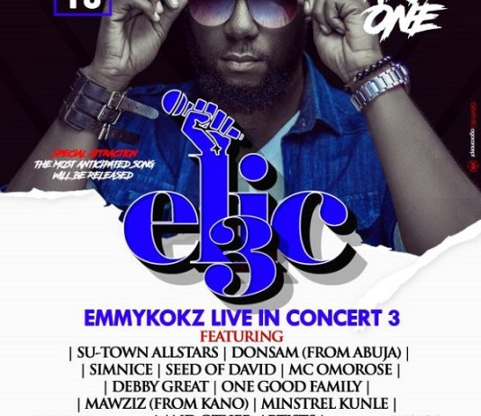 Elic3 Comes Alive On May 1st 2018