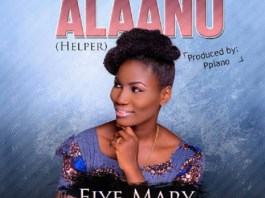 Alaanu (Helper) - Mary Fiye Akinyosoye