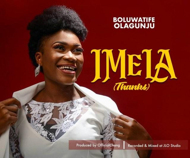 Boluwatife Olagunju - Imela