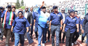 Governor Ambode Seeks Intensive Effort From Workers