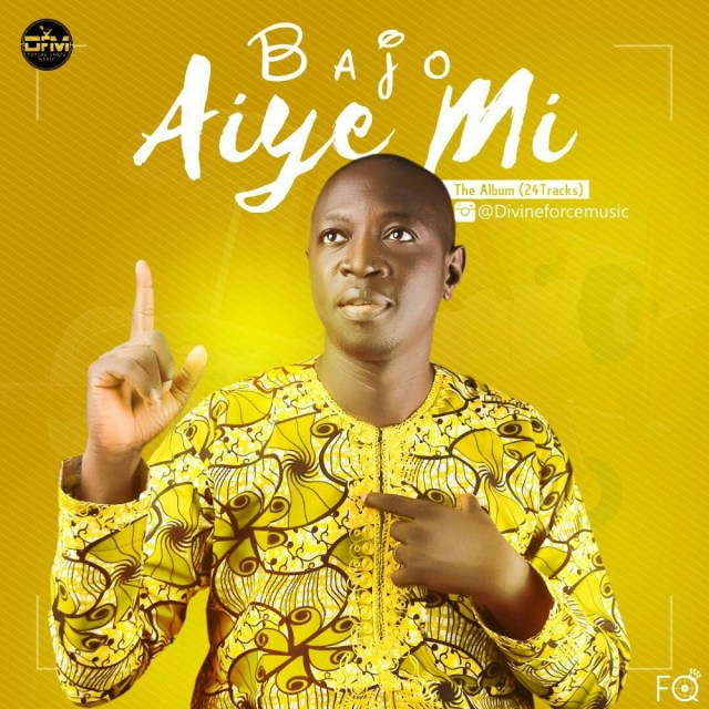 Now Available Bajo AIYE MI 24 Tracks Album