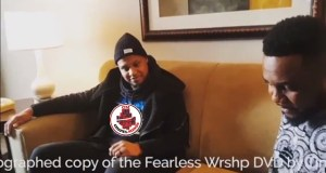 Todd Dulaney Countenance Fearless 2017 DVD by Tim Godfrey