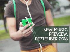 September 2018 New Gospel Music