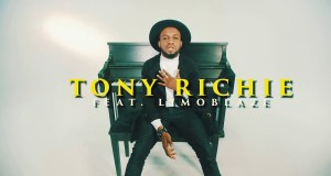 Tony Richie - Mirror Ft Limoblaze