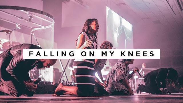 William MCdowell - Falling On My Knees