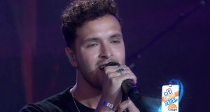 Hillsong Young & Free Performs Live Let Go Today Show