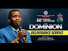RCCG Day 4 Deliverance Service Annual Convention 2018