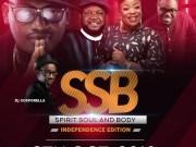ChurchOutside Initiative & X2D present 'Spirit Soul And Body Concert'