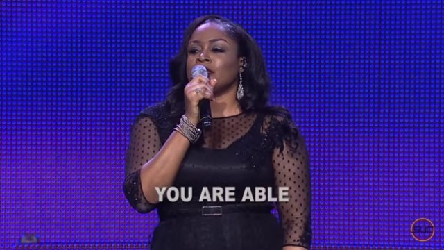 Sinach - Nothing is Impossible