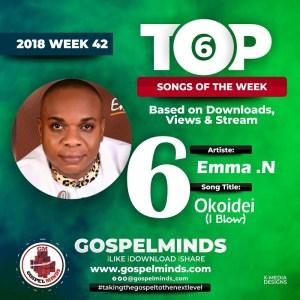 Emma N – Okoidei (I Bow) No. 6