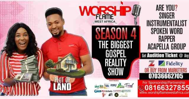 "Worship Flame West Africa 2018 ""Season 4"""