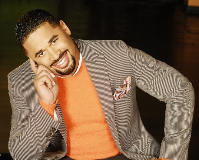 Byron Cage Gospel Singer Celebrates 30 years in Music Ministry