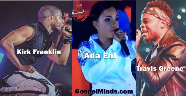 Kirk Franklin, Travis Greene, Ada Brought Down Heaven At Experience 13