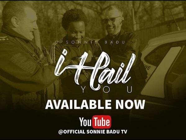 I Hail You - Sonnie Badu (Official Music Video)