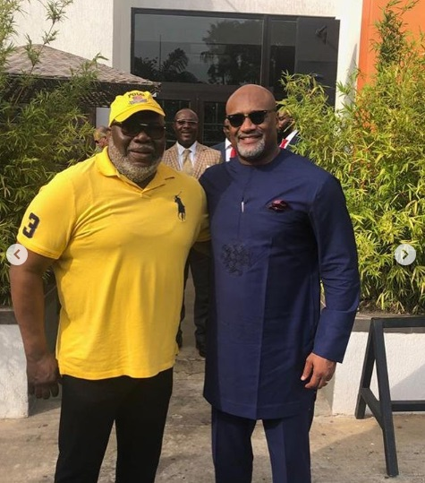 See What Pastor Paul Adefarasin said about Bishop T D Jakes [MostRead]