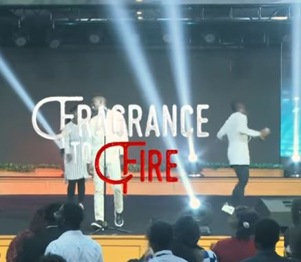Video: Dunsin Oyekan – Fragrance to Fire Download Gospel Music