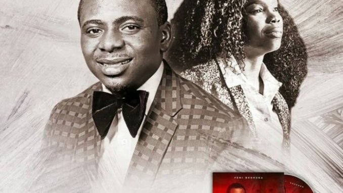 Femi Okunuga – Power of The Holy Ghost ft Victoria Orenze