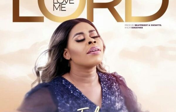 Iphy – You Love Me Lord Mp3 Download