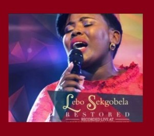 Lebo Sekgobela –  I Say Yes Lord Mp3 Download