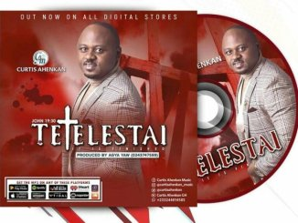 Curtis Ahenkan – Tetelestai (It Is Finished)