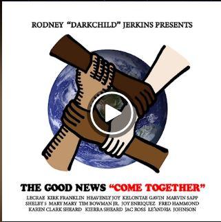 Download Rodney Jerkins - Come Together (ft.Karen Clark Sheard, Kirk Franklin, Kierra Sheard, MORE) Video.