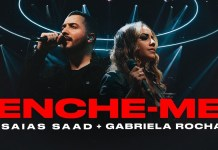 Enche-Me - Isaías Saad part. Gabriela Rocha