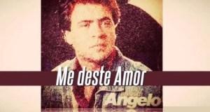 Me Deste Amor - Angelo