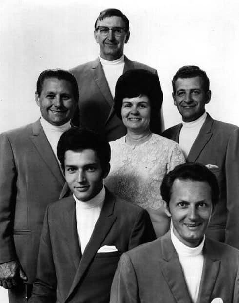 The LeFevres circa 1962