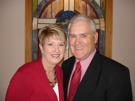Pastor Albert and Betty Hill