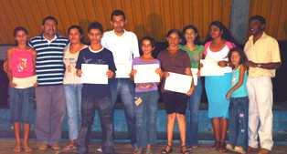 Cajazeiras certificates