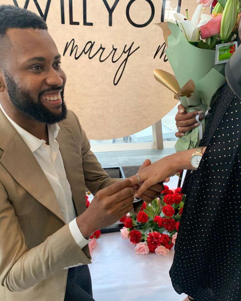 Limoblaze Proposes To His Girlfriend And She Said Yes